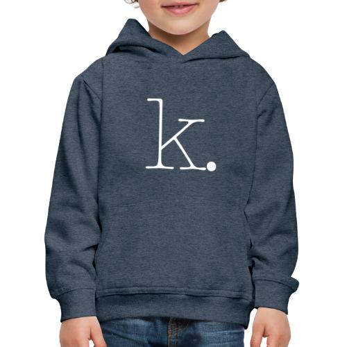 k - Premium-Luvtröja barn