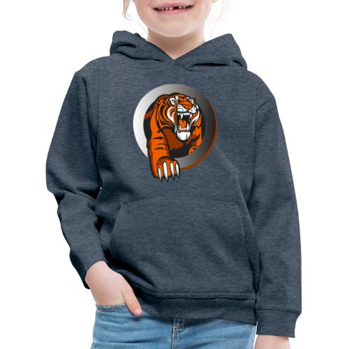 tiikeri - Lasten premium huppari