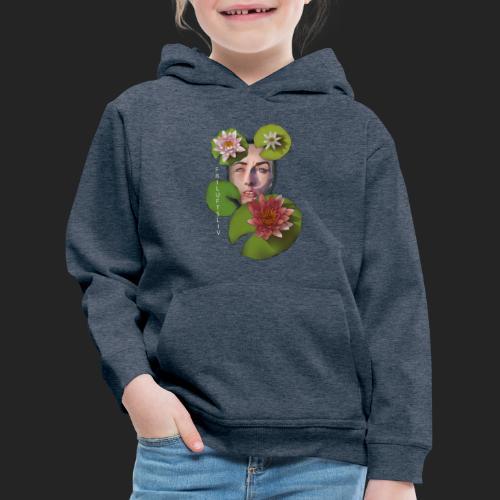 Friluftsliv L'art de se connecter avec la nature - Pull à capuche Premium Enfant