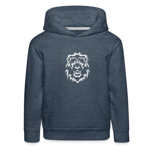 Karavaan LION - Kinderen trui Premium met capuchon
