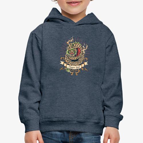 Esprit de dragon - Pull à capuche Premium Enfant