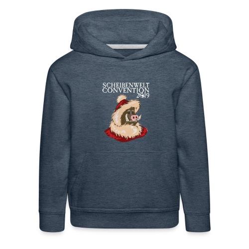 Scheibenwelt Convention 2019 - Schneevater - Kinder Premium Hoodie