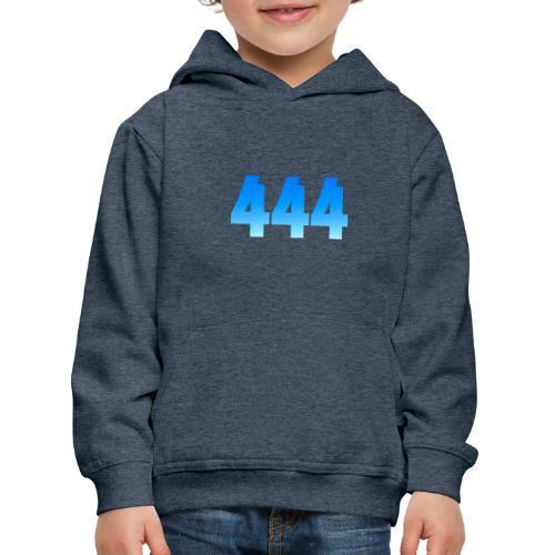 444 annonce que des Anges vous entourent. - Pull à capuche Premium Enfant