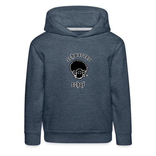 Schwarzes Schaf (Black Sheep) - Kids' Premium Hoodie