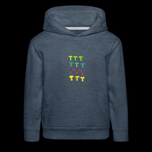 Original Color T BY TAiTO - Lasten premium huppari
