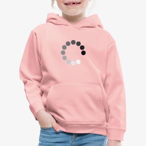 loading 1 - Bluza dziecięca z kapturem Premium