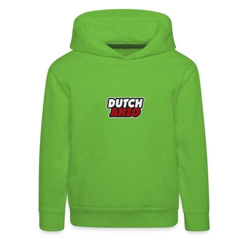 dutchanzo - Kinderen trui Premium met capuchon