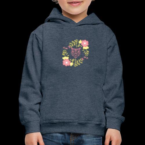 Tee-shirt TIGRE - Pull à capuche Premium Enfant