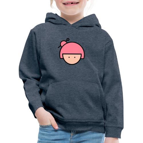 Onkel Svanhild Logo - Premium Barne-hettegenser