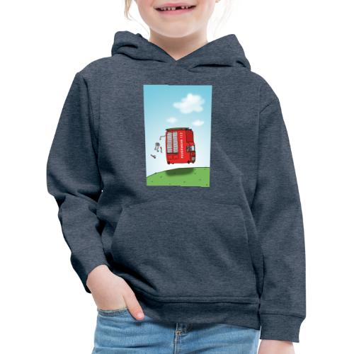 Feuerwehrwagen - Kinder Premium Hoodie
