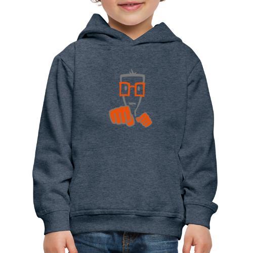 school boy 2 - Kinder Premium Hoodie