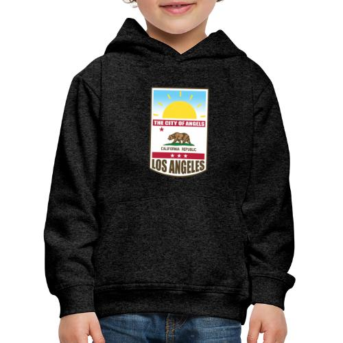 Los Angeles - California Republic - Kids' Premium Hoodie