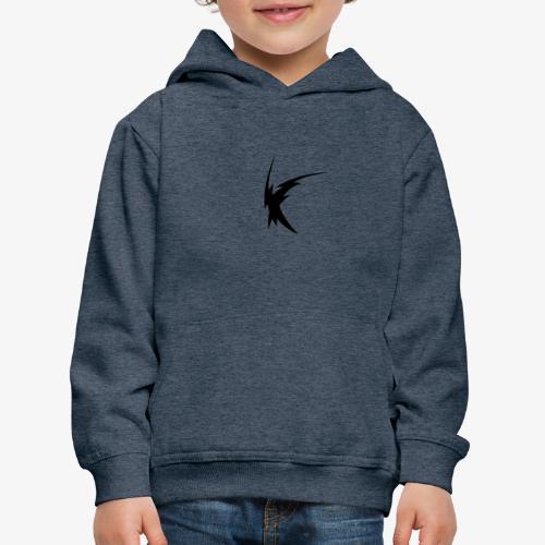 Small Logo - Felpa con cappuccio Premium per bambini