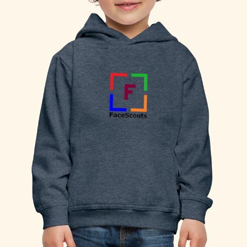 Logo FaceScouts - Pull à capuche Premium Enfant