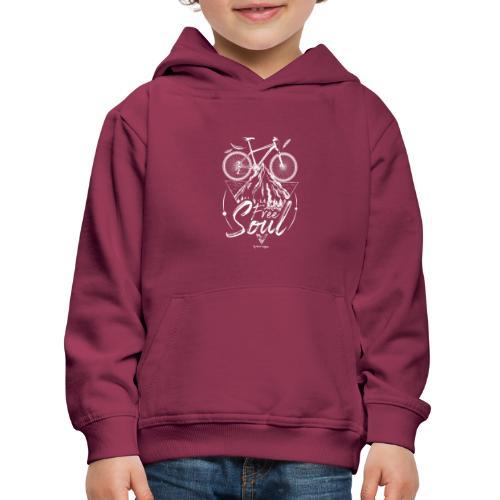 FREE SOUL - Sudadera con capucha premium niño