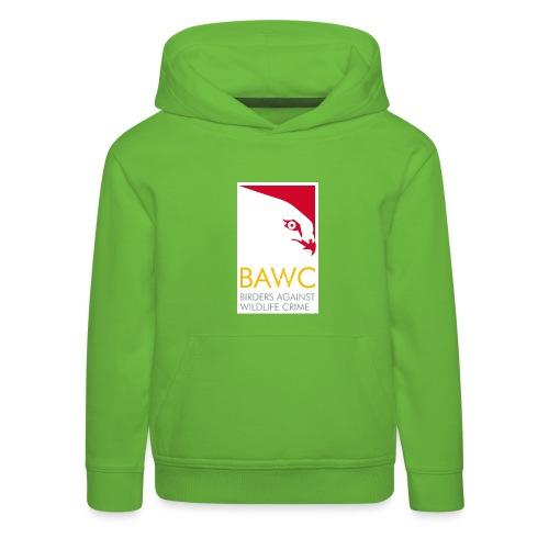 BAWC Logo - Kids' Premium Hoodie