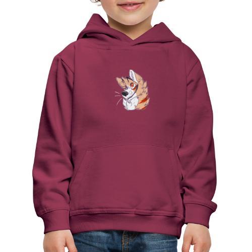 jjaassoo - Premium hættetrøje til børn