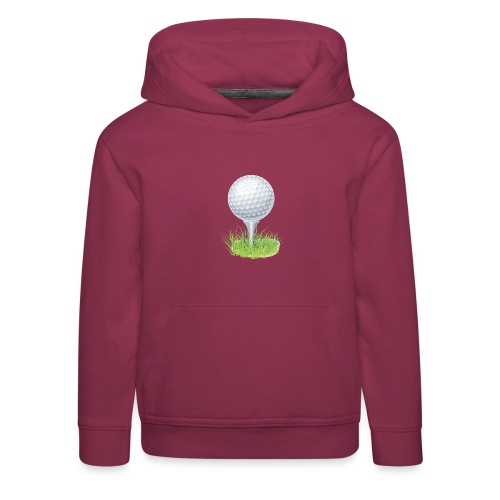 Golf Ball PNG Clipart - Sudadera con capucha premium niño