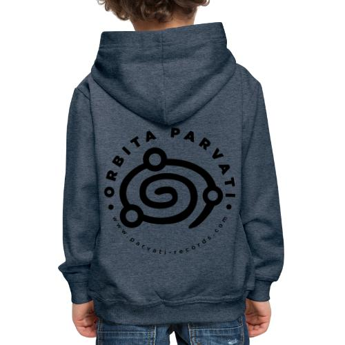 Orbita Parvati logo - Kids' Premium Hoodie