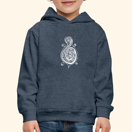 Kringel - Schildkröte - Kinder Premium Hoodie