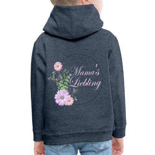 Mama's Liebling - Kinder Premium Hoodie