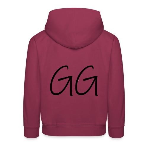 GG - Kinder Premium Hoodie