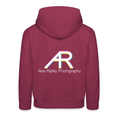 AR Photography - Kids' Premium Hoodie