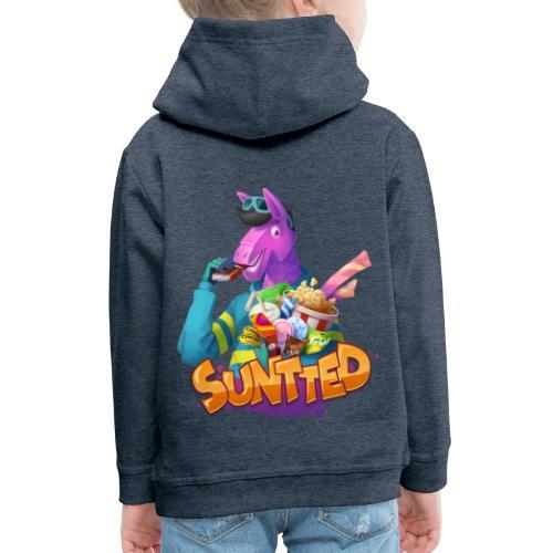 Suntted Confiseries - Pull à capuche Premium Enfant