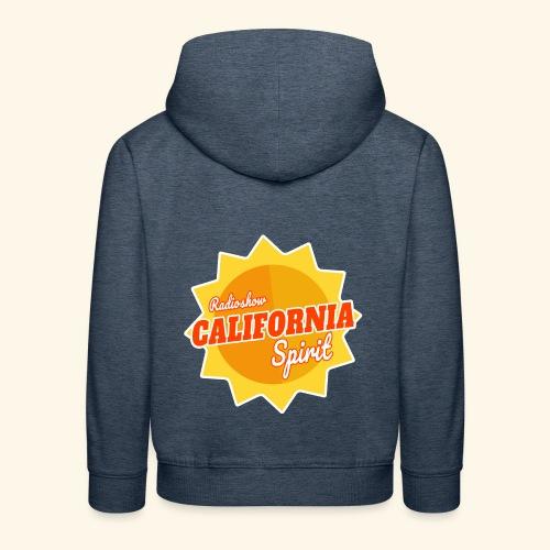 California Spirit Radioshow - Pull à capuche Premium Enfant