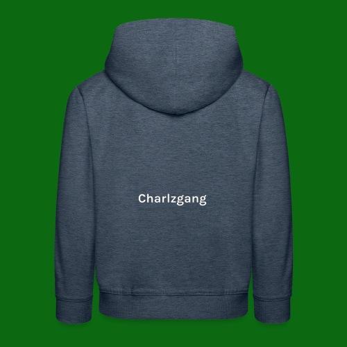 Charlzgang - Kids' Premium Hoodie
