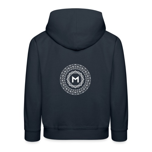 MRNX MERCHANDISE - Kinderen trui Premium met capuchon
