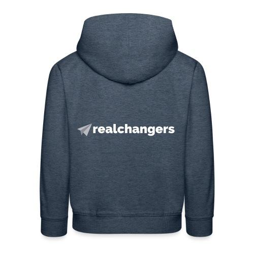 realchangers - Kids' Premium Hoodie