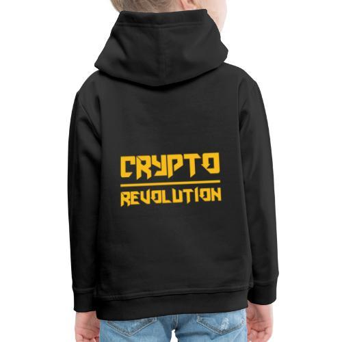 Crypto Revolution III - Kids' Premium Hoodie