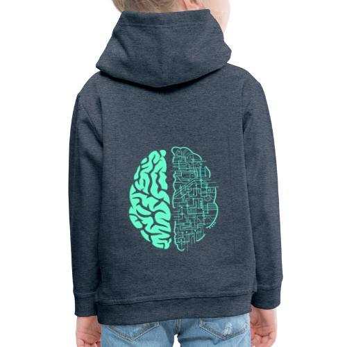 Künstliche Intelligenz t-shirt✅ - Kinder Premium Hoodie