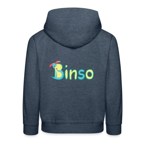 Ich BINSO Tshirt Kids - Kinder Premium Hoodie
