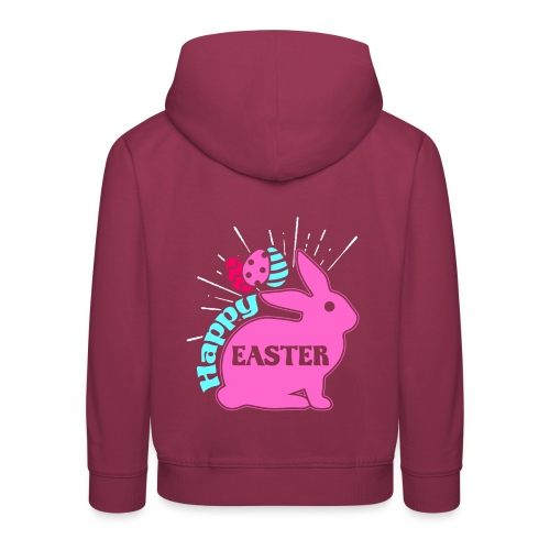 Happy Easter - Frohe Ostern - Kinder Premium Hoodie