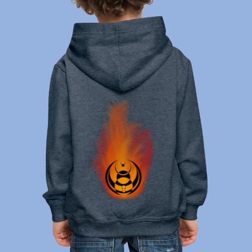 Seven nation army Fire - Pull à capuche Premium Enfant