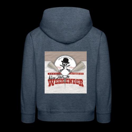 Weekender vs MofoMusic - Kinder Premium Hoodie