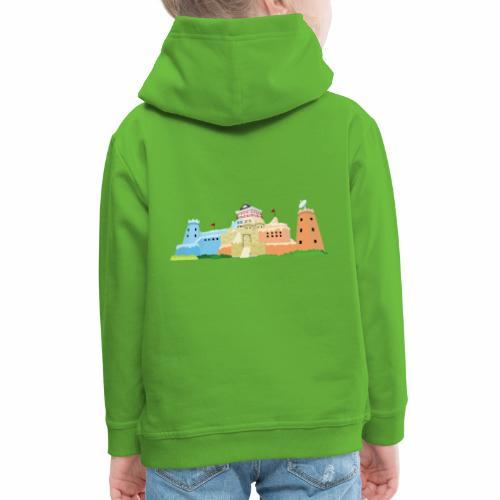 Castle - Kids' Premium Hoodie