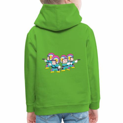 Emerald Guards - Kids' Premium Hoodie