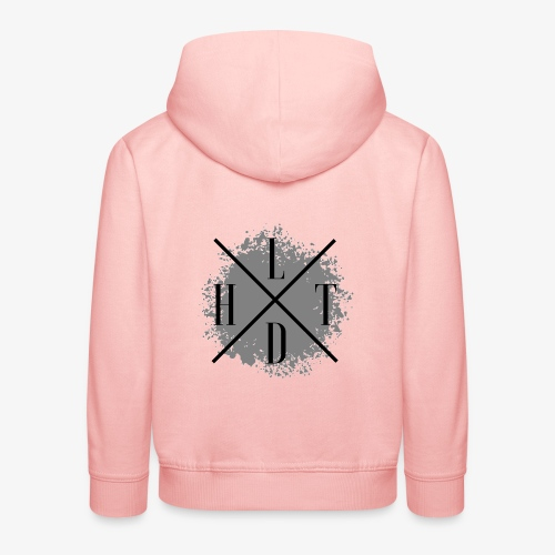 Hoamatlaund crossed - Kinder Premium Hoodie