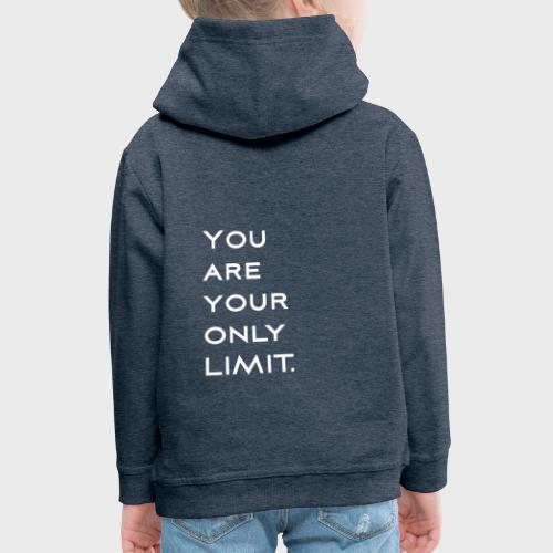 Limit - Kinder Premium Hoodie