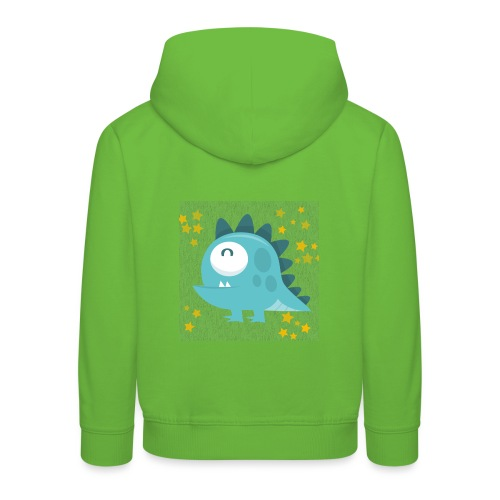 Dino - Kinder Premium Hoodie