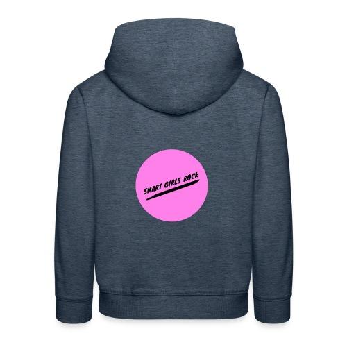 Smart Girls Rock - Kinder Premium Hoodie