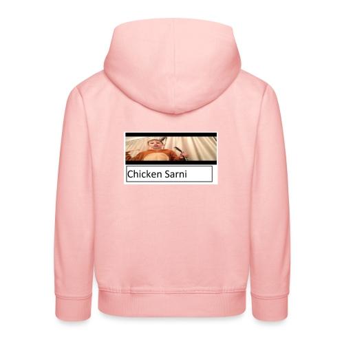 chicken sarni - Kids' Premium Hoodie
