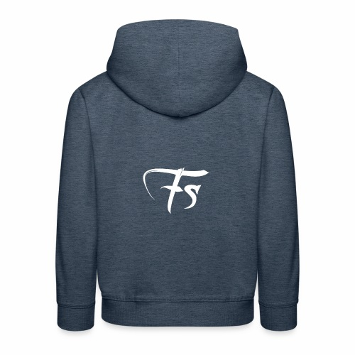 Fs Clothing Italy - Felpa con cappuccio Premium per bambini