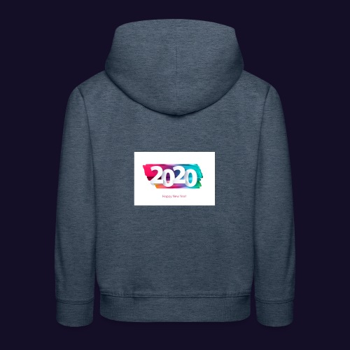 Happy new year 2020 - Kinder Premium Hoodie