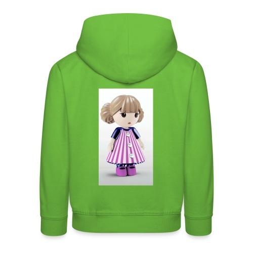 20181017 130532 - Felpa con cappuccio Premium per bambini