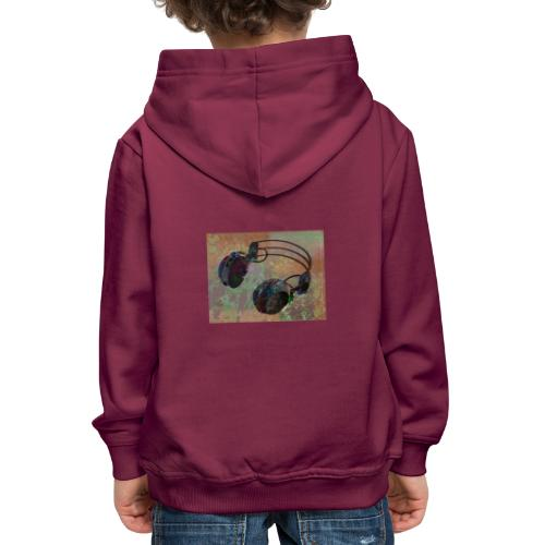 Fashion (dance music) - Kids' Premium Hoodie