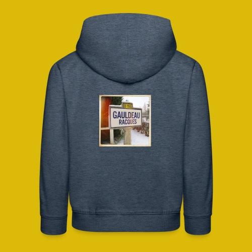 Gogoldorak - Pull à capuche Premium Enfant